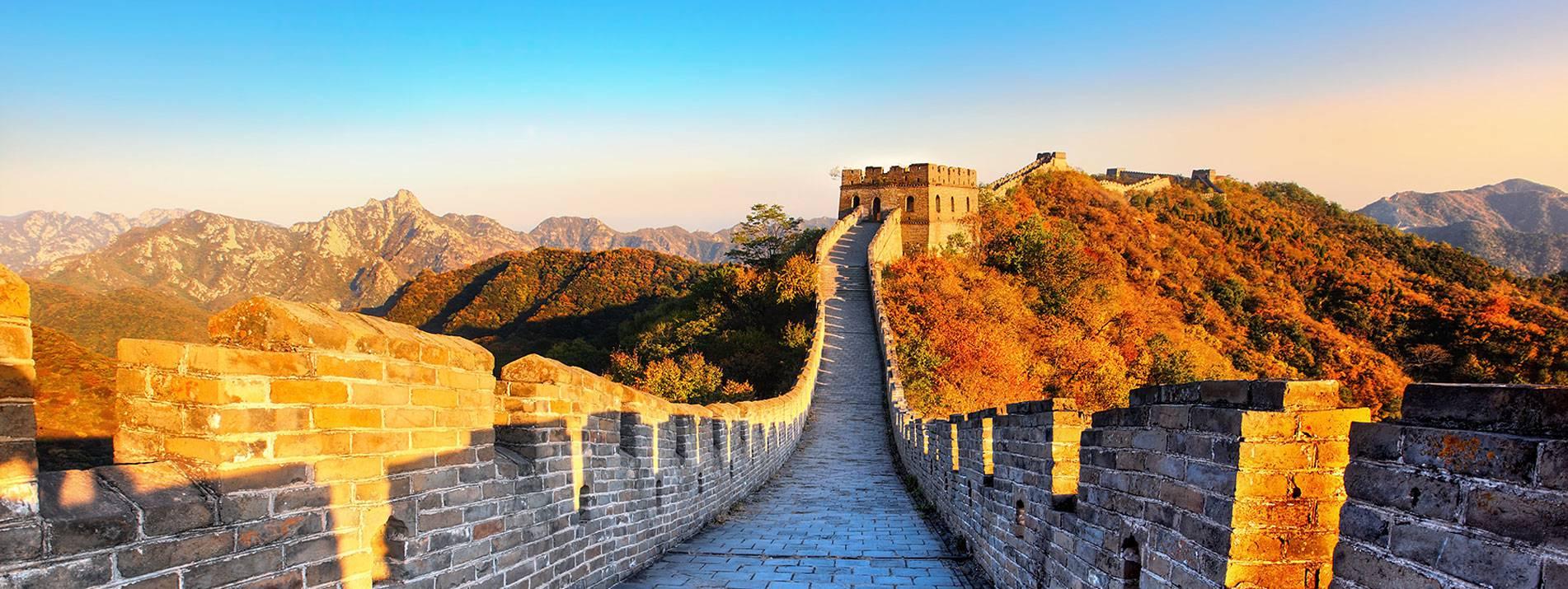 La Grande Muralia Cinese