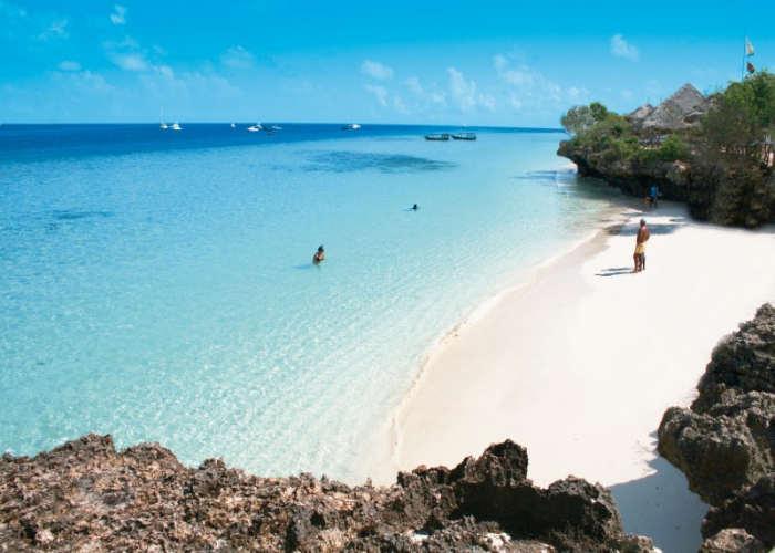Spiaggia Tanzania