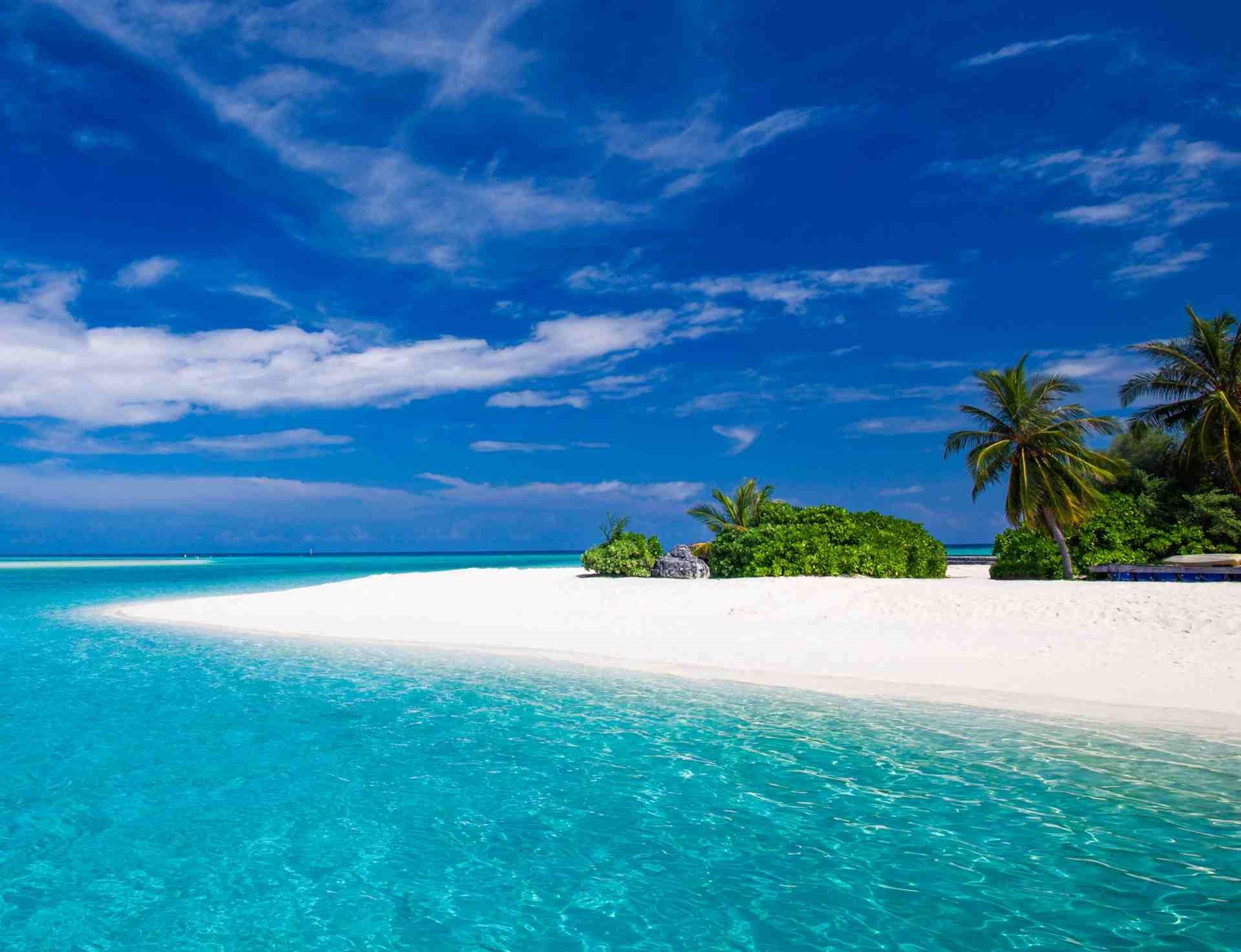 Una spiaggia come destinazione per un viaggi di nozze a Mauritius