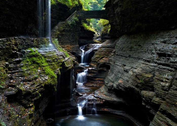 Il Watkins Glen State Park