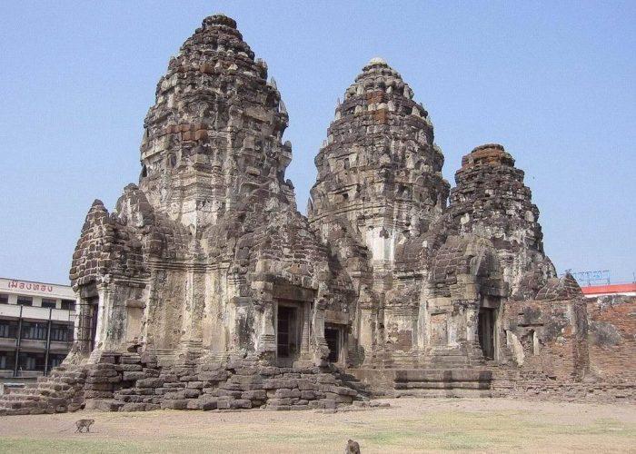 Thailandia del Nord. Lopburi
