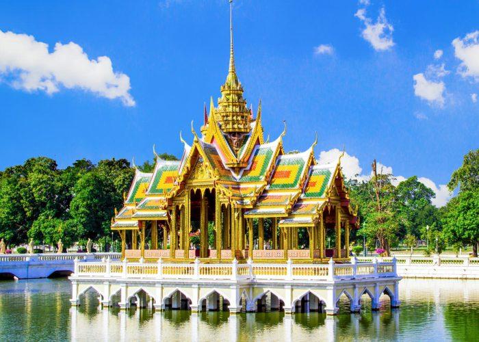 Thailandia del Nord. Bang Pa In