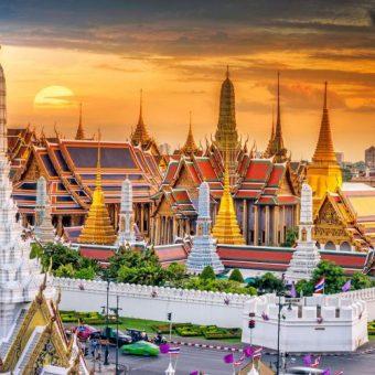 Bangkok, Phuket e Phi Phi Island