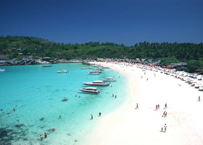 Phi Phi Island. Spiaggia Phuket