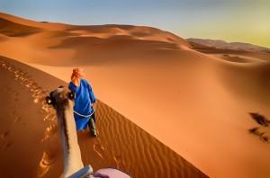 Erg Chebbi Marocco