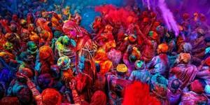 Festa Di Holi India