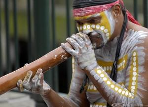 Aborigeno Dipinto