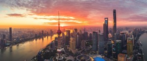 Tramonto Shanghai