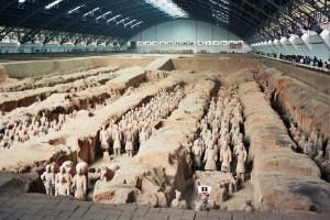 Museo Guerrieri Terracotta Xi'an