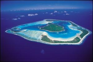 Maupiti Polinesia