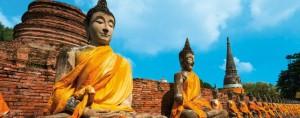 Statue Buddha Thailandia