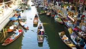 Mercato Galleggiante Bangkok