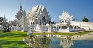 Wat Rong Khun Thailandia