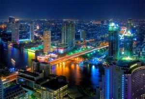 Bangkok illuminata