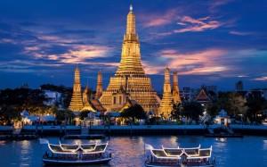 Wat Arun Thailandia