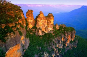 the blue mountains national park is a national park in new south wales australia